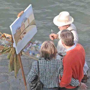 Peintre-Seine